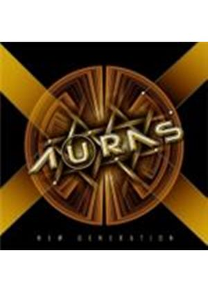 Auras - New Generation (Music CD)