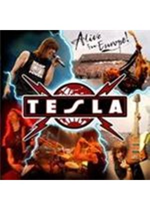 Tesla - Alive In Europe 2009 (Music CD)