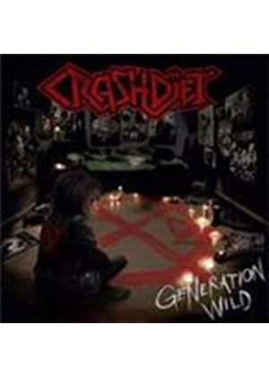 Crashdiet - Generation Wild (Music CD)