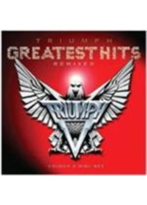 Triumph - Greatest Hits Remixed (Music CD)