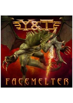 Y&T - Facemelter (Music CD)