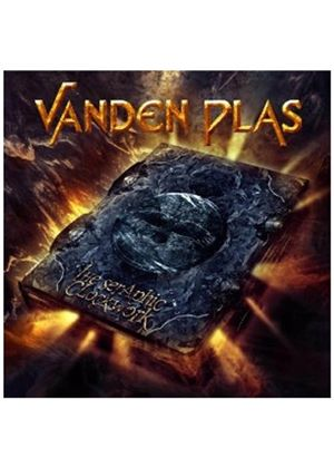 Vanden Plas - Seraphic Clockwork, The (Music CD)