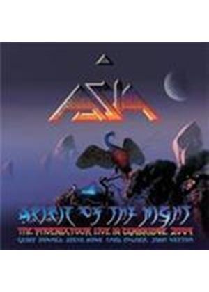 Asia - Spirit Of The Night (Live In Cambridge 2009) (Music CD)