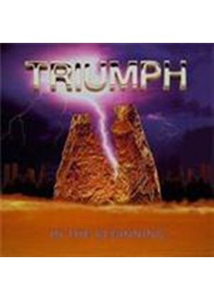 Triumph - In The Beginning (Music CD)