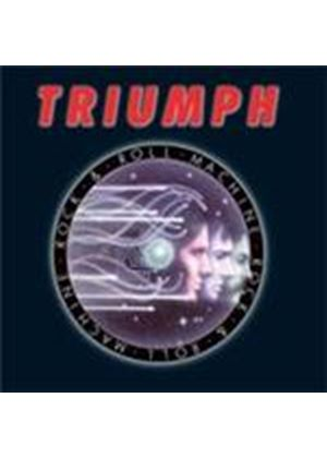Triumph - Rock And Roll Machine (Music CD)