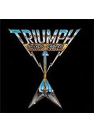 Triumph - Allied Forces (Music CD)