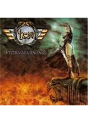Ten - Stormwarning (Music CD)