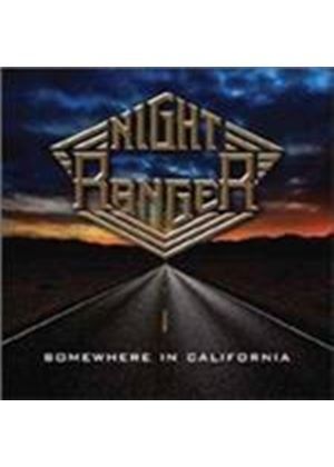 Night Ranger - Somewhere In California (Music CD)