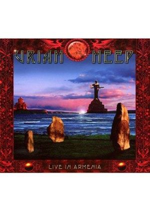 Uriah Heep - Live In Armenia (+DVD)