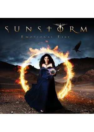 Sunstorm - Emotional Fire (Music CD)