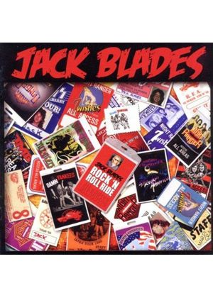 Jack Blades - Rock 'n' Roll Ride (Music CD)