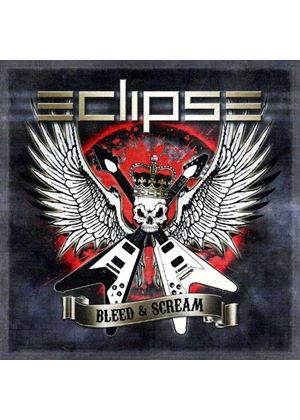 Eclipse - Bleed & Scream (Music CD)