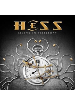 Hess - Living in Yesterday (Music CD)