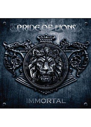Pride of Lions - Immortal (Music CD)