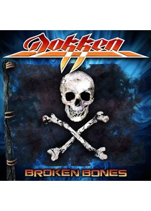 Dokken - Broken Bones (Music CD)