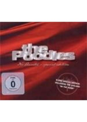 Poodles (2) - No Quarter/In The Flesh (+DVD)