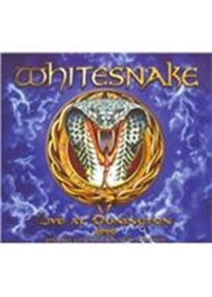 Whitesnake - Live at Donington 1990 (Live Recording) (Music CD)