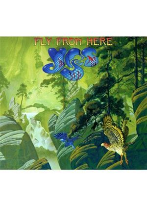 Yes - Fly from Here (CD & DVD) (Music CD)