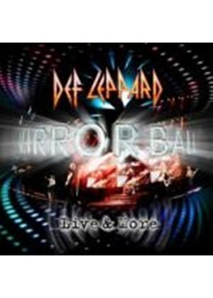 Def Leppard - Mirrorball Live & More (Music CD)