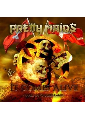 Pretty Maids - It Comes Alive (Maid in Switzerland) (+3DVD) (Music CD)
