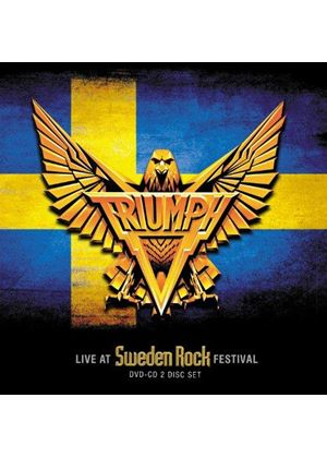 Triumph - Live at Sweden Rock Festival (Music CD)