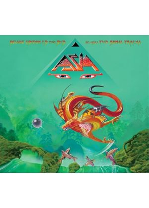 Asia - Xxx (Limited CD & DVD) (Music CD)