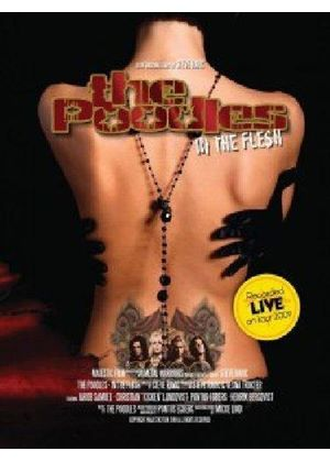 Poodles - In the Flesh (+DVD)