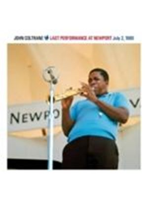 John Coltrane - Last Performance At Newport July 1966 (Music CD)