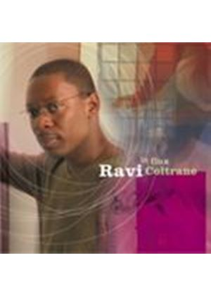 Ravi Coltrane - In Flux (Music CD)
