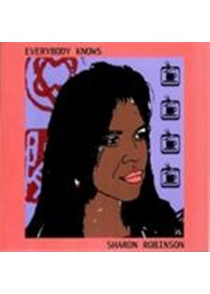 Sharon Robinson - Everybody Knows (Music CD)