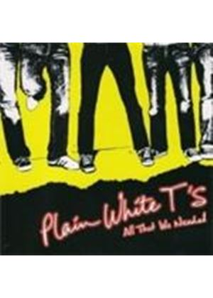 Plain White T's - All That We Needed (International Edition) [ECD] (Music CD)