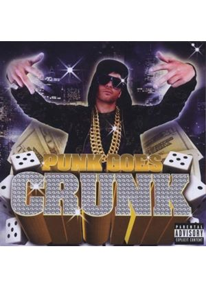 Various Artists - Punk Goes Crunk (Parental Advisory) [PA] (Music CD)