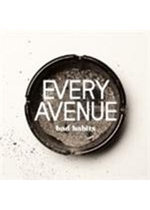 Every Avenue - Bad Habits (Music CD)