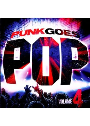 Various Artists - Punk Goes Pop, Vol. 4 (Parental Advisory) [PA] (Music CD)
