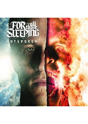For All Those Sleeping - Outspoken (Music CD)
