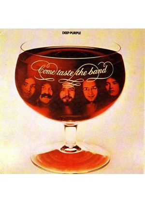 Deep Purple - Come Taste the Band (Music CD)