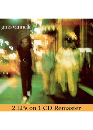 Gino Vannelli - Nightwalker/Black Cars (Music CD)