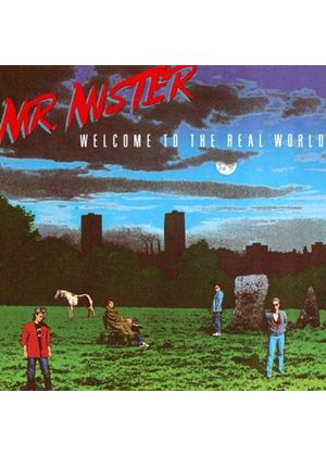 Mr. Mister - Welcome to the Real World (Music CD)