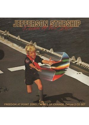 Jefferson Starship - Freedom at Point Zero/Winds of Change [Remastered] (Music CD)