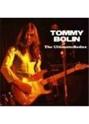 Tommy Bolin - The Ultimate: Redux (3CD)