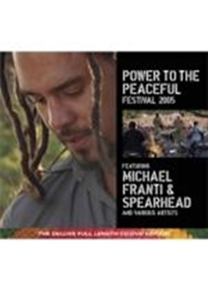 Michael Franti And Spearhead - Power To The Peaceful (Music CD)