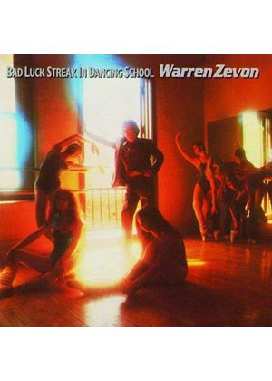 Warren Zevon - Bad Luck Streak in Dancing School (Music CD)