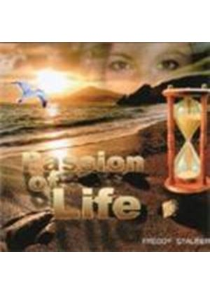 Freddy Stauber - Passion Of Life (Music CD)