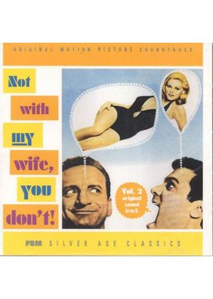 John Williams - Not with my Wife, You Don't (OST) (Original Soundtrack) (Music CD)