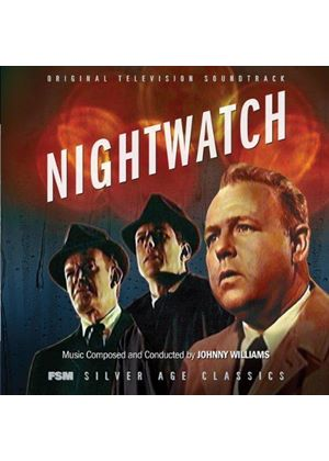 John Williams - Nightwatch / Killer by Night (OST) (Original Soundtrack) (Music CD)