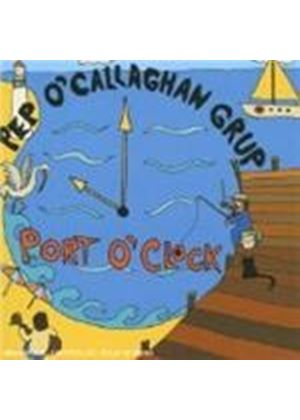 Pep O'Callaghan - Port O'clock