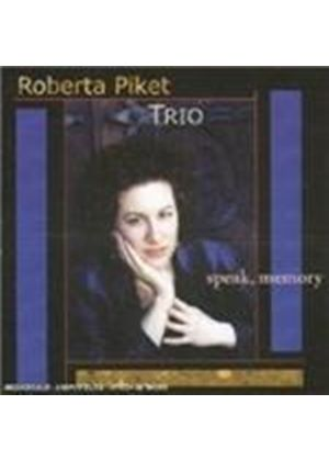 Roberta Piket - Speak Memory