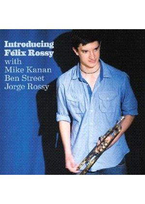 Felix Rossy - Introducing (Music CD)