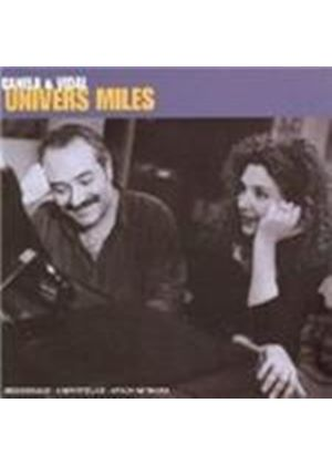 Carme Canela And Lluis Vidal - Univers Miles [Spanish Import]