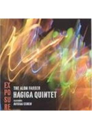 Alon Farber Hagiga Quintet (The) - Exposure